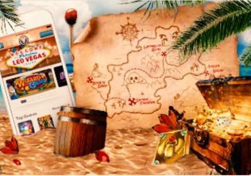 Microgaming news: 100000€ Treasure Hunt