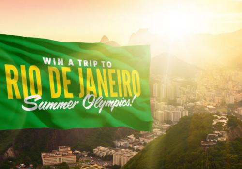 Win Your Dream Trip to Rio 2016!